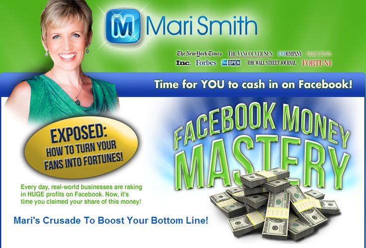 Producto: Mari Smith's – Facebook Money Mastery Module 3    Precio Oficial: $225 USD    Precio en Comunidad-Seo: GRATIS    Descargalo desde AQUÍ: http://comunidad-seo.com/