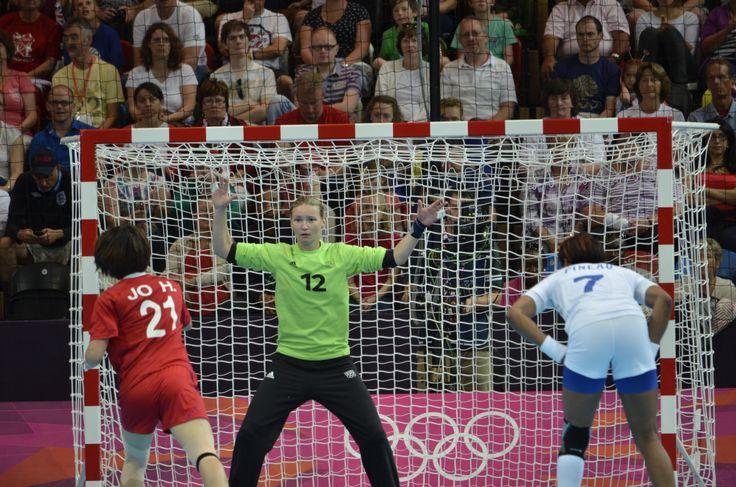 Amandine Leynaud - Goalkeeper