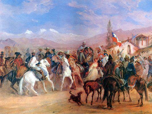 La historia de La casa de los espíritus es un reflejo de la sociedad de Chile, se remonta a las convulsiones sociales y políticas post-coloniales de Chile.