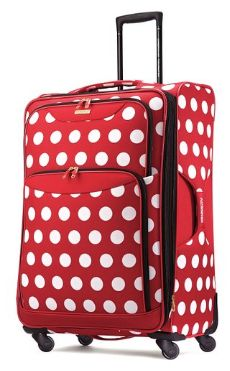 Travel In Style With This Disney Luggage Which Is On Sale Now!