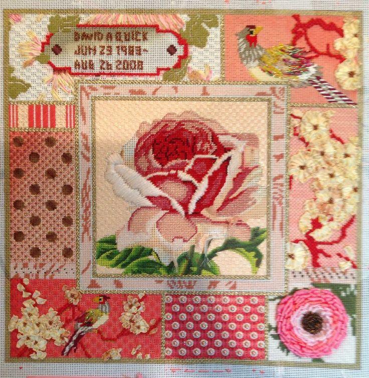 Lani rose collage