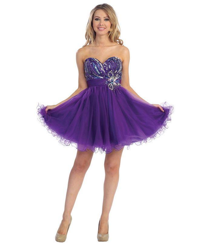 Mejores 11 imágenes de Prom Dresses 2014 en Pinterest | Mejores ...