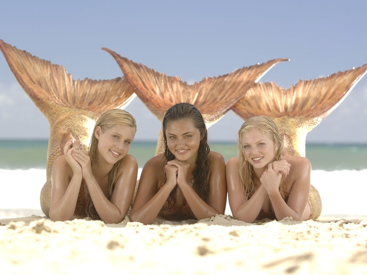 H2O Just Add Water....love this show!!