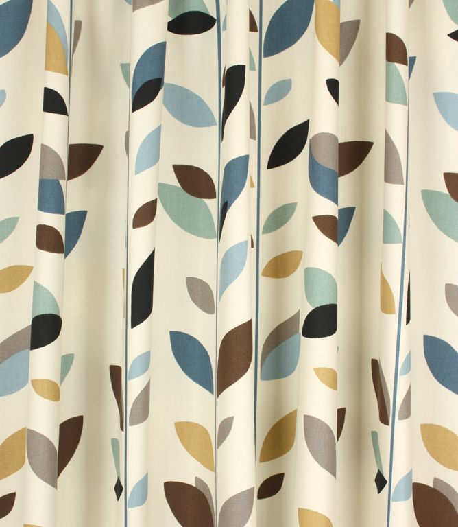 Save 45% on our Duck Egg Evergreen Contemporary Fabric; perfect for creating Curtains & Blinds.