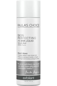 Paula's Choice- 2% BHA Liquid- apparently good for scarring? Use every day? I don't want to melt my face off...