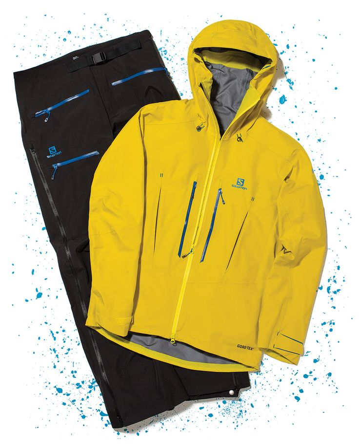 Salomon Men's S-Lab X Alp Pro Jacket and Pants