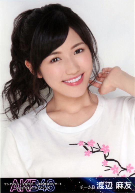 #akb48 mayu   AKB48 Watanabe Mayu   Pinterest   Fashion ...