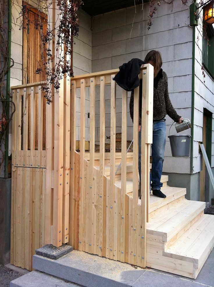 hantverk trappa  moderskeppet stockholm