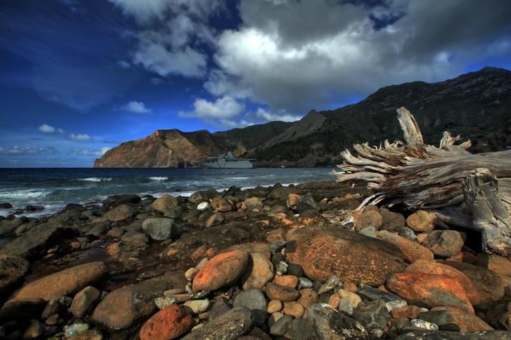 isla Juan Fernandez Chile.