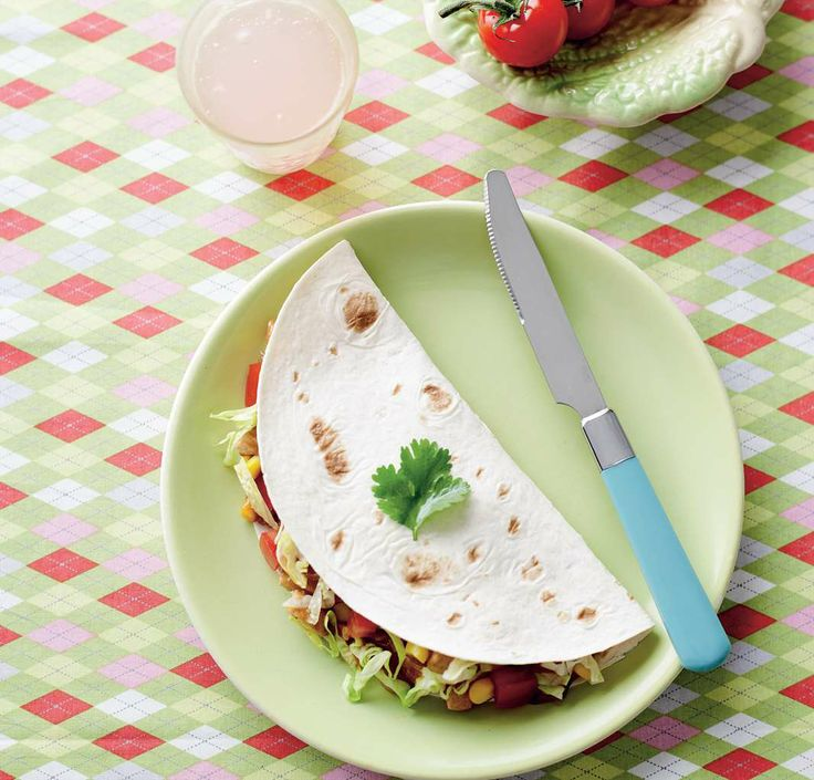 Burritos recipe by Sabrina Parrini from the book Half-Hour Hungries | Cooked