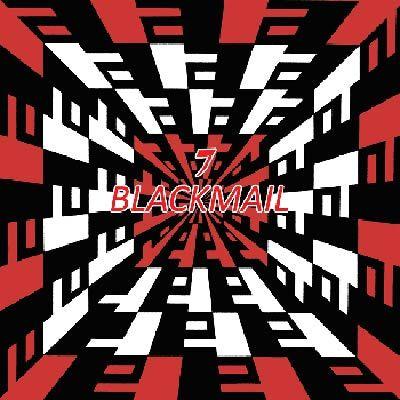 BLACKMAIL - Seven  #new album #vinyl #rock album