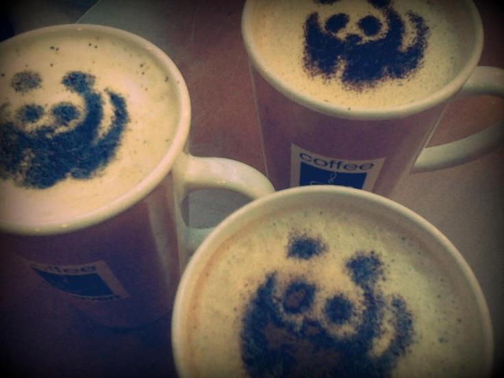 coffeeheaven's Panda coffee