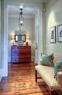 From Pre-Fab to Farmhouse - traditional - porch - atlanta - by Historical Concepts