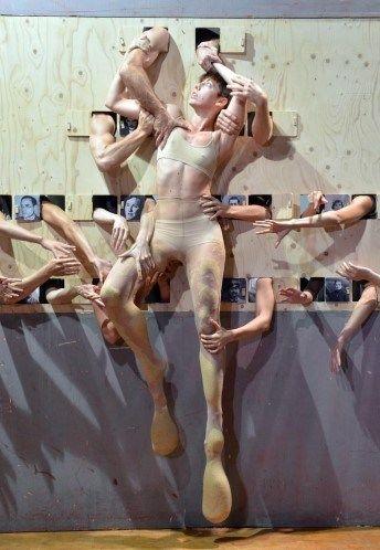 Novo bailado de Sasha Waltz