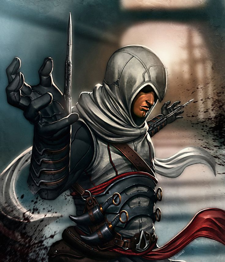 Assassin's Creed - Samuel Donato