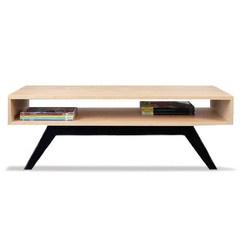elko coffee table by eastvold furniture - forage modern workshop