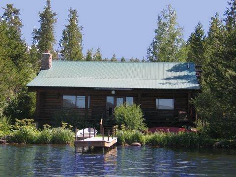 Grand mountain lakefront rentals grand lake colorado for Grand lake cabins
