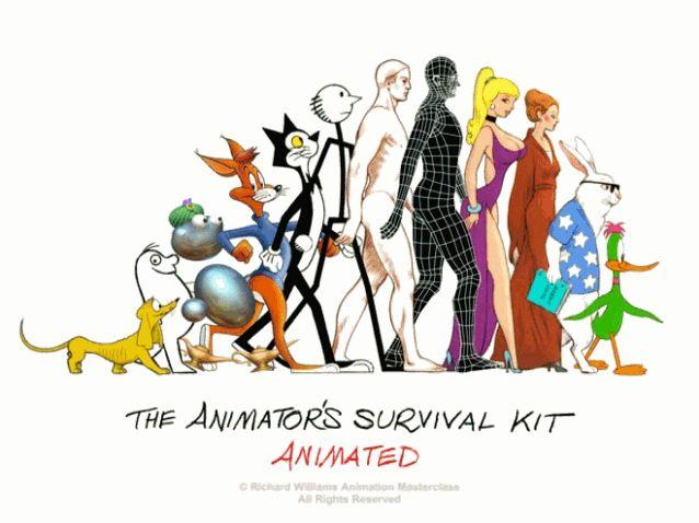 richard williams survival kit