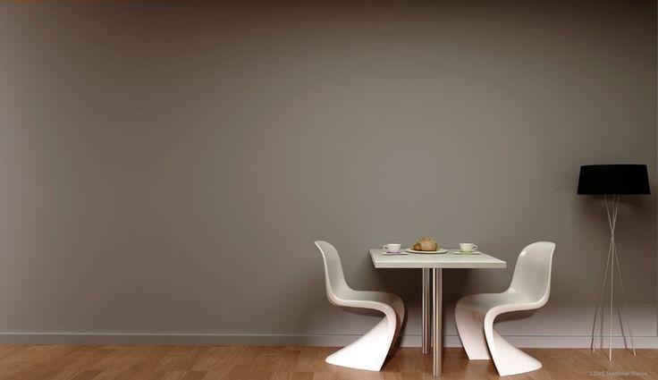 braun als wandfarbe wie w r s mehr dazu auf kolorat wandfarbe streichen. Black Bedroom Furniture Sets. Home Design Ideas