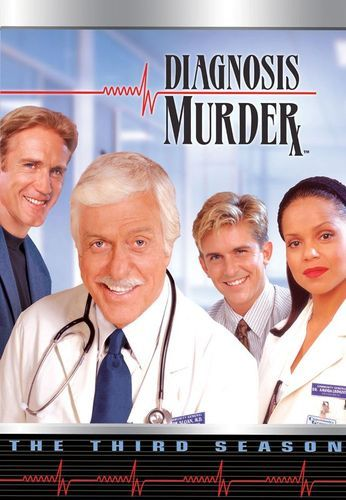 Diagnosis Murder: The Third Season [5 Discs] [DVD]