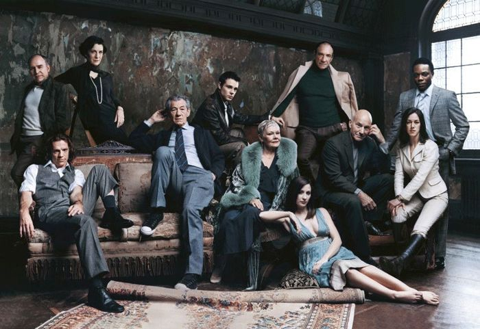 annie leibovitz group portrait - Google Search