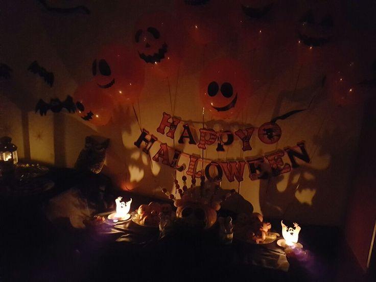 Хеллоуин декор дом идеи поаздник