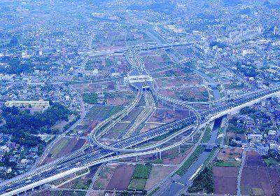 Tomei Expressway (Yokohama Aoba Interchange)