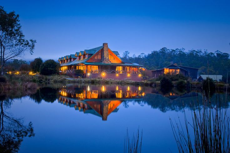 Awesome place in a magnificent setting. One of my favourites. Peppers Cradle Mountain Lodge has been voted one of Lonely Planets Top 10 extraordinary places to stay in 2014. #cradlemountain #tasmania #discovertasmania