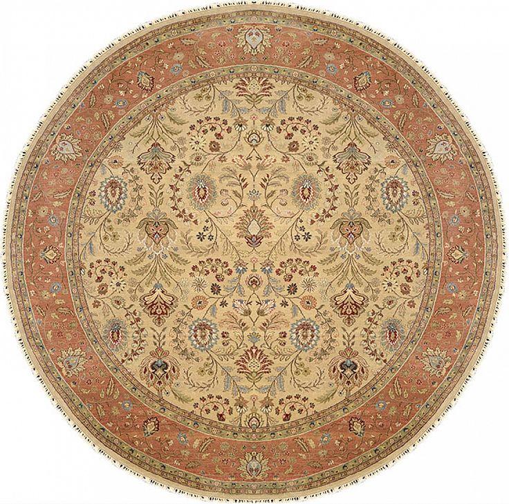 """Индийский шерстяной ковер """"Раджастан"""" - магазин ковров ANSY Carpet Company"""