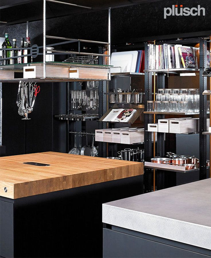 Best The concept of the Works by Eggersmann is based on the vision of a kitchen