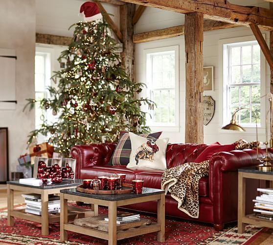 Best 25 red leather sofas ideas on pinterest - How to decorate living room with red sofa ...