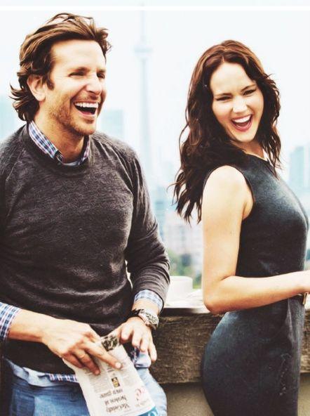 Jennifer Lawrence ♥ Bradley Cooper