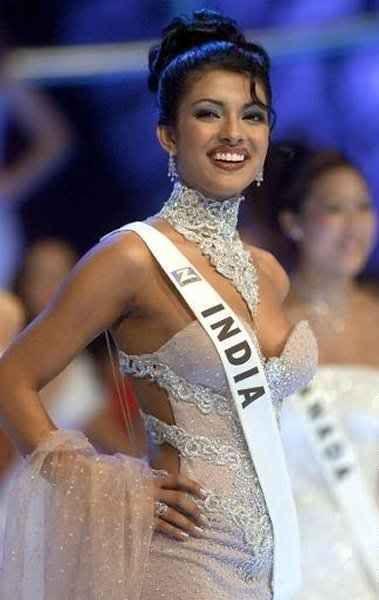 Priyanka Chopra - Miss World 2000