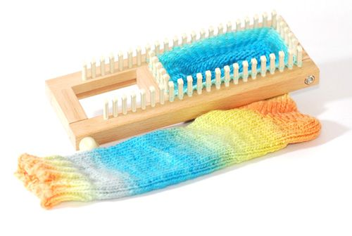 Knitting Board Sock Loom Patterns : Crafty Stuff: 10+ handpicked ideas to discover in DIY and crafts Free patte...
