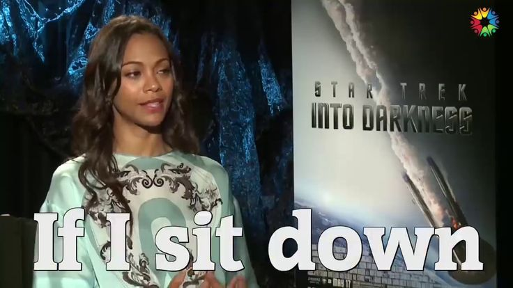 How To BE and FEEL Empowered All the Time: Zoe Saldana Message to Woman