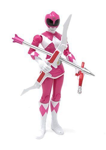 Power Rangers Mighty Morphin Legacy Kimberly Pink Ranger Kids Toy