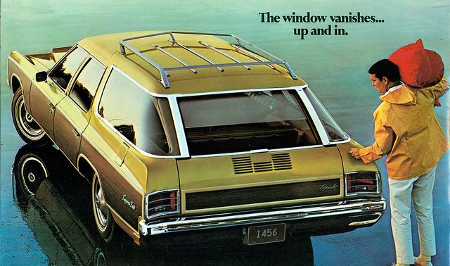 1971 Chevrolet Kingswood Station Wagon | Station wagon ...