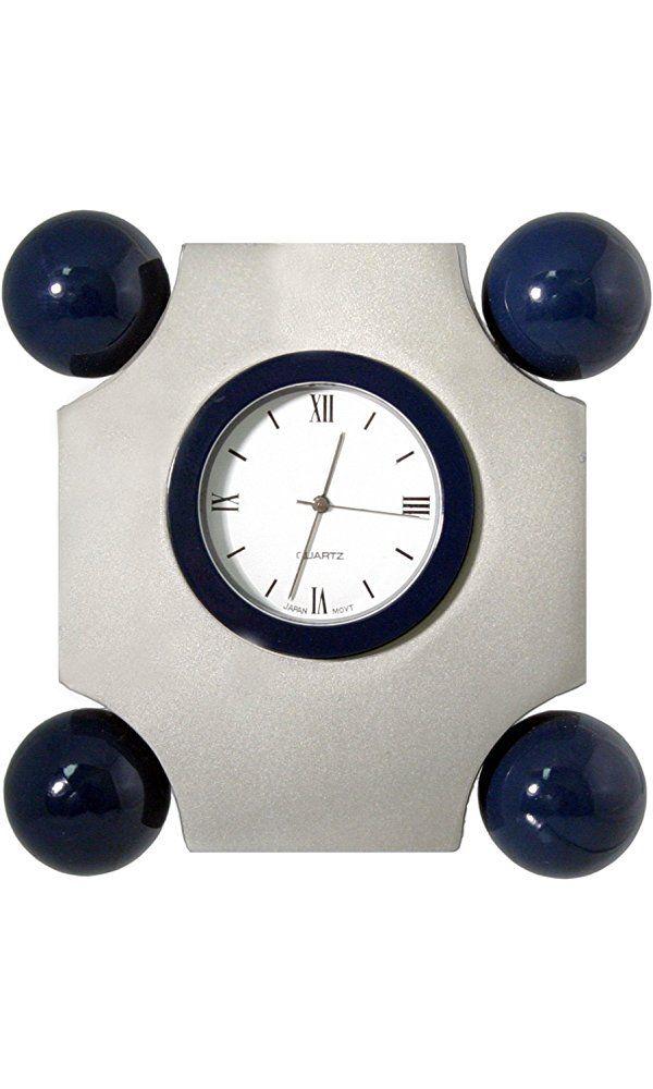 Natico Clock, Art Deco With  4 Balls (10-3166) Best Price