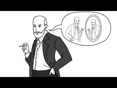 Sigmund Freud's Psychoanalytic Theory - The Big Idea in under 3 Minutes…