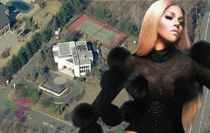 Lil Kim Mansion in Foreclosure for Failure to Pay