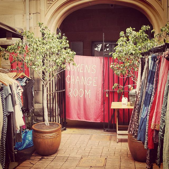 Are you ready for a change… in wardrobe? #shopping #shopaholic #rozellemarkets #sydney #australia #weekend #wanderlust #fleamarket #cheap #travel #traveller #thebigexplorer #explore