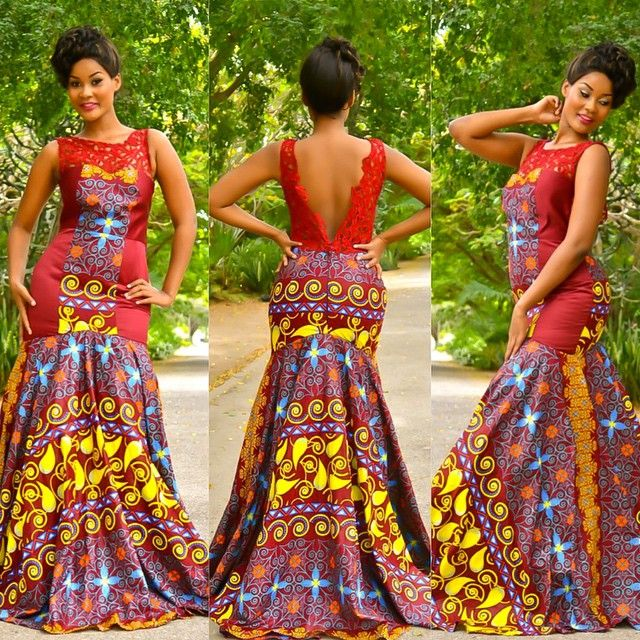 71 Best Images About African Bridal Wear On Pinterest
