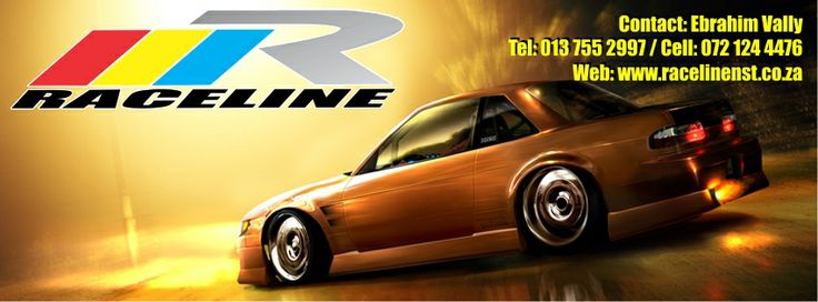 Raceline Nelspruit stocks a wide range of custom parts, sound, tyres and rims to make your ride unqiue