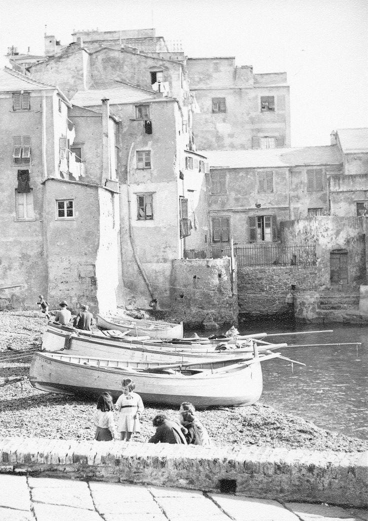 Boccadasse, Genova (anni '40-'50)