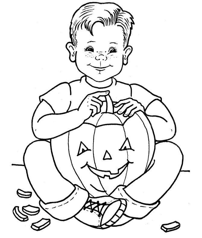 82 besten Coloring Pages Bilder auf Pinterest | Halloween ...