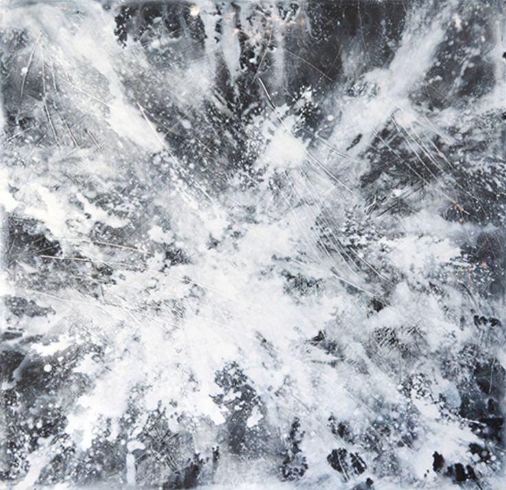 Reticular Formation Confluence IV | by Rio Suzuki #RioSuzuki #Acrylic #cedarstreetgalleries