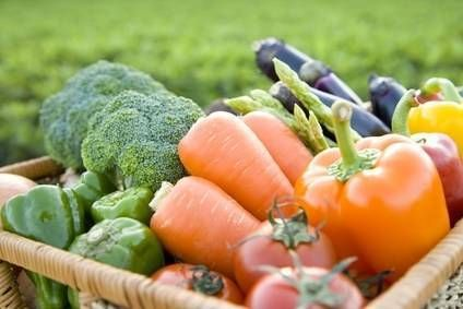 Organic vegetables box - Organic Products Without Intermediaries