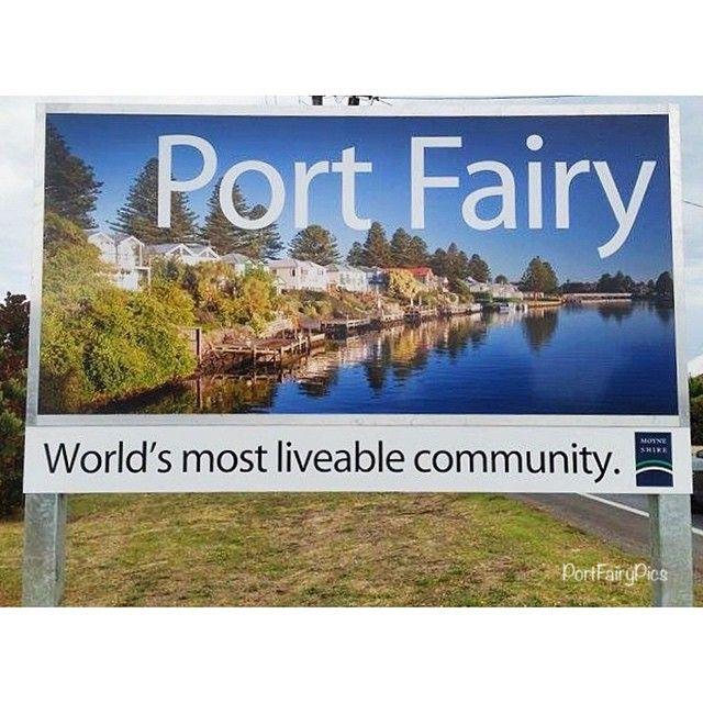 The new Port Fairy sign! #portfairy #portfairypics #australia #aussiephotos #australiagram #admireaustralia #amazing_australia #beach #discovervictoria #explorevictoria #escapeandexplore #exploreaustralia #exploringaustralia #greatoceanroad #great_captures_australia #igers_vic #icu_aussies #ig_australia #ig_down_under #liveinvictoria #seaaustralia #seeaustralia #visitvictoria #wow_australia