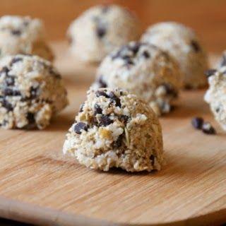 Almond Joy Energy Bites #glutenfree