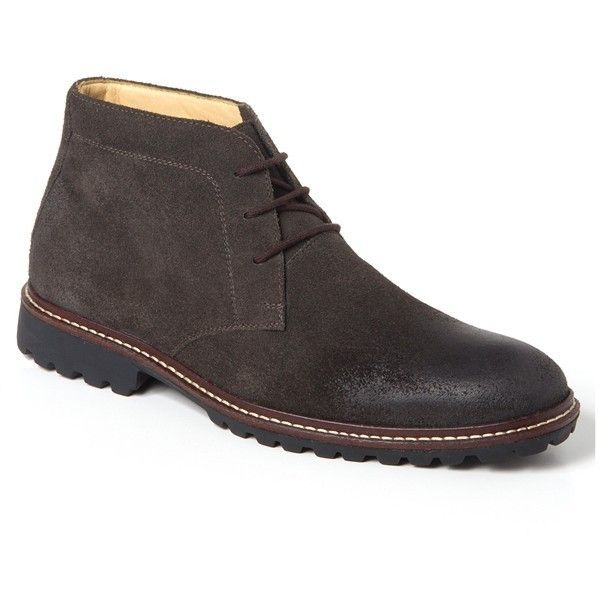 Men's Sandro Moscoloni Horace Chukka Boot (675 CNY) ❤ liked on Polyvore featuring men's fashion, men's shoes, men's boots, brown leather, mens leather chukka boots, mens vintage leather boots, mens chukka boots, mens brown leather shoes and mens shoes